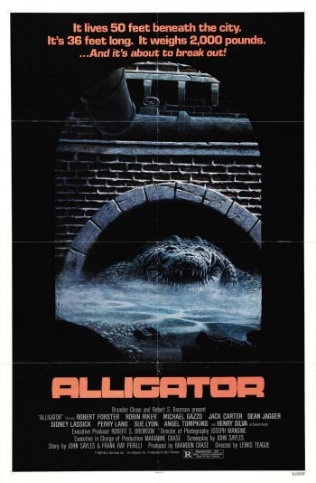 Review: Alligator (1980)