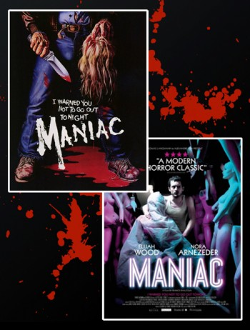 Review: Maniac (1980) vs. Maniac (2012)