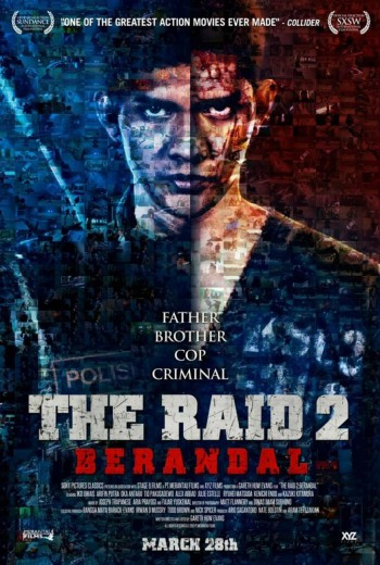 Review: The Raid 2 (2014)