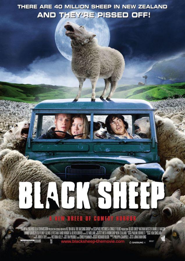 black sheep poster