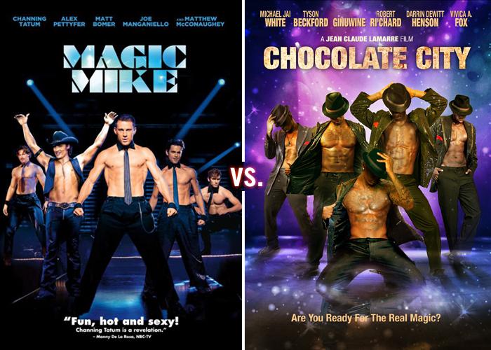 MagicMike vs Chocolate