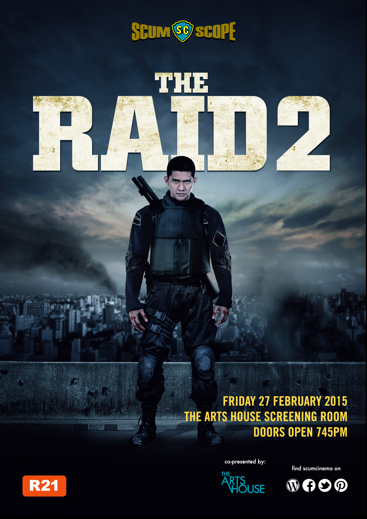 February 2015 Screening – The Raid 2