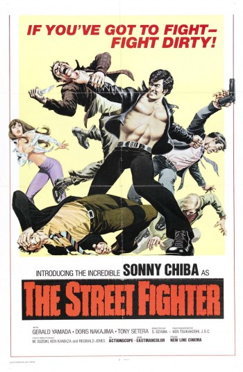 Review: The Street Fighter (1974)