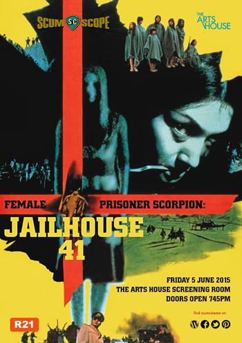 June 2015 Screening – Female Convict Scorpion: Jailhouse 41